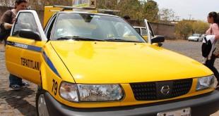 Foto: Taxis de Tepa