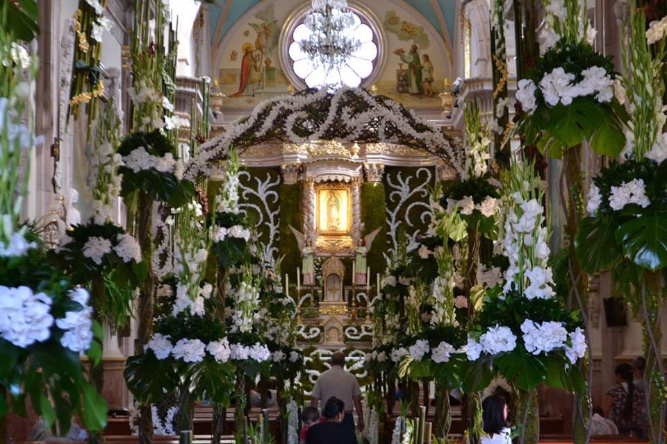 Las Manos Que Transforman El Templo De Capilla De Guadalupe