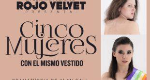 Imagen: Cinco Mujeres con el Mismo Vestido