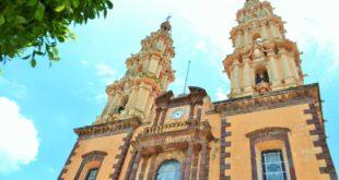 Foto: Templo en San José de Gracia | Eduardo Castellanos
