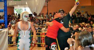 Foto: Lucha libre en Tepatitlán | Kiosco Informativo