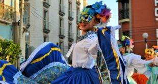 Foto: Martes de carnaval en Tepa | Kiosco Informativo