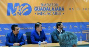 Foto: Maratón Guadalajara 2017 | Kiosco Informativo