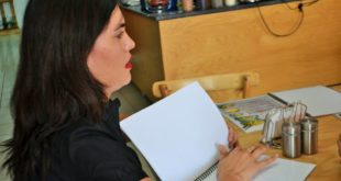 Foto: Menú en Braille | Kiosco Informativo