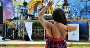 Foto: Música en Ortopedia Urbana 2016 | Kiosco Informativo