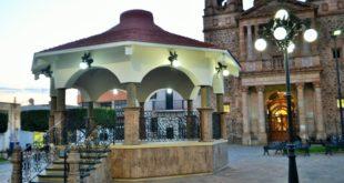 Foto: Plaza de Capilla de Guadalupe | Kiosco Informativo
