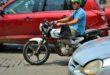 Foto: Vehículos en el centro de Tepa | Kiosco Informativo