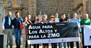 Foto: Manifestación en defensa del agua | Kiosco Informativo