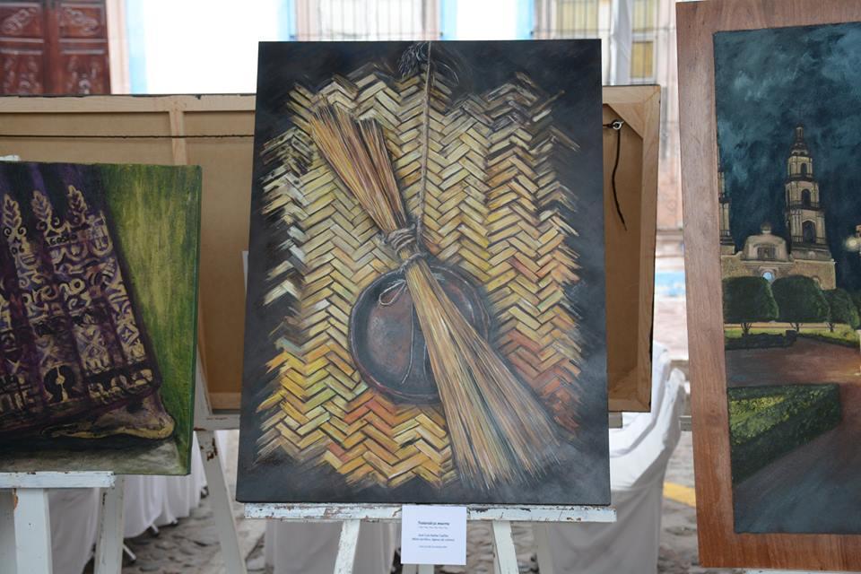 Foto: Primer Premio de Pintura de los Altos | Kiosco Informativo