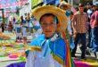 Foto: Danzantes y tapetes en Mexticacán | Kiosco Informativo