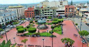 Foto: Plaza de Armas de Tepa | Kiosco Informativo