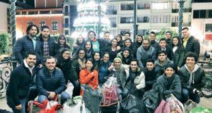 Foto: Navidad Diferente | Facebook Diego Loza