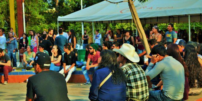 Foto: Foro Tepa Ama el Rock 2016 | Kiosco Informativo