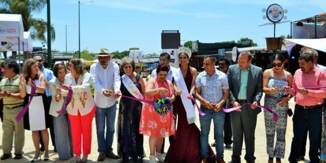 Inauguran El Núcleo De La Feria Tepabril 2019 Kiosco